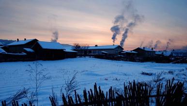 雪国列车越野版哈尔滨 漠河 圣诞村 北极村 鄂温克驯鹿园(5日行程)