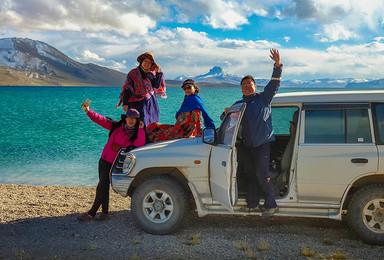 西藏往西 阿里北线 冈仁波齐 一措再措 深度摄影游(13日行程)