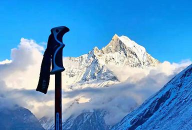 雪域征途  尼泊尔2019寒假亲子团 poon hill徒步(9日行程)
