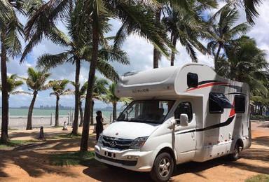 海南房车环岛行 穿越北纬18度热带海岛探秘自驾之旅(7日行程)