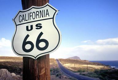 美国魅力西部1  66号公路自驾(11日行程)