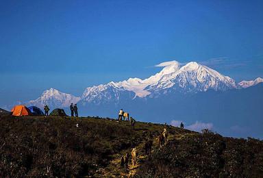 红岩顶 360度观景平台 云海星空日出(2日行程)