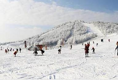 神农架国际雪场  记忆中的最深处 激情滑雪季(2日行程)