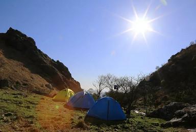 南方青藏高原  郴州狮子口重装露营(2日行程)