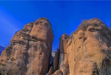 周末一日游 承德碧霞山 重近侏罗纪 见识丹霞山(1日行程)