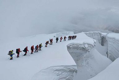 2019 新疆慕士塔格峰7546米攀登 送连体羽绒服(17日行程)