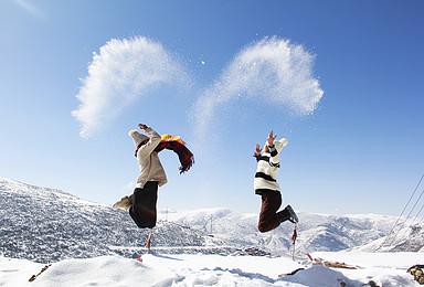 冰雪奇缘 冬日仙境毕棚沟 雪域佛国 色达行摄(5日行程)