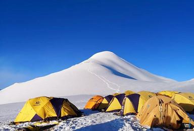 玉珠峰6178米 南坡 登山活动(7日行程)