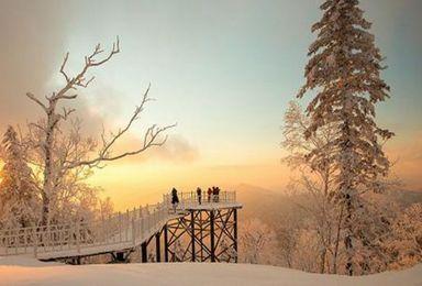 雪乡童话 亲临冰雪王国 徒步穿越羊草山(5日行程)