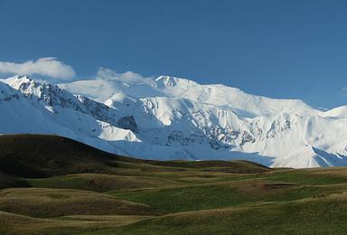 全球最受欢迎的7千米山峰 列宁峰攀登计划(18日行程)