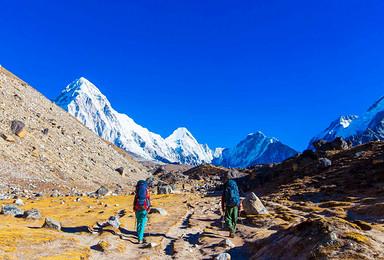 尼泊尔EBC 珠穆朗玛峰 洛子峰 探访世界之巅 顶级徒步之旅(14日行程)