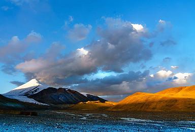 2019年 青海玉珠峰南坡6178米 全年攀登计划(7日行程)