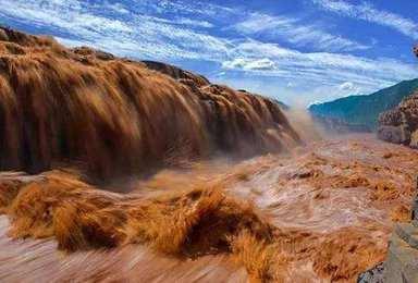 穿越晋陕大峡谷深度体验6天游(6日行程)