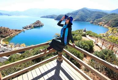 假期定制 亲子休闲 大理 丽江 香格里拉 泸沽湖深度独立团(7日行程)