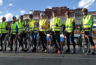 骑行西藏 318川藏线全程专业后勤骑行计划 安全轻松 更放心(24日行程)