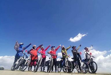 青海湖自行车租赁骑行(5日行程)