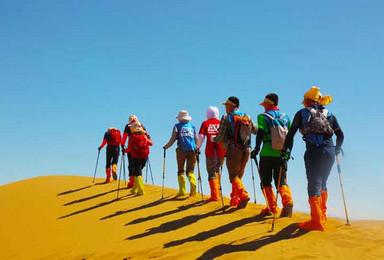3天2晚探访沙漠无人区 徒步金色沙海 寻觅你心中的古潼京(3日行程)