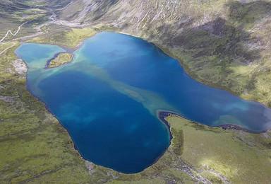天人合一的秘境 莫斯卡 金川情人海12湖深度穿越7日(8日行程)