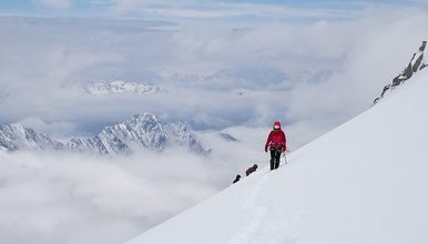 半脊峰风向标2019攀登计划(4日行程)