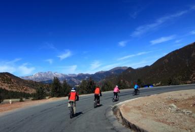 一生一次的中国最美景观大道精致休闲体验骑行之旅(15日行程)