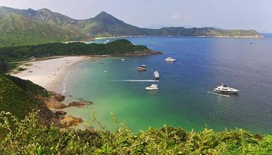 香港塔门岛环岛游 麦理浩径精华1-2段徒步 联合国地质公园(2日行程)
