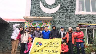 2019 四姑娘山二峰攀登 长坪沟穿越毕棚沟 长穿毕(7日行程)
