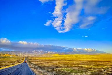 西部传奇  青藏线  自驾拼车  每天发团(4日行程)