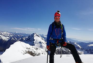 玉珠峰(6178米)-2019年登山活动(7日行程)