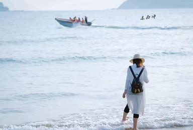 情迷东西冲 徒步中国八大最美海岸线之一(1日行程)