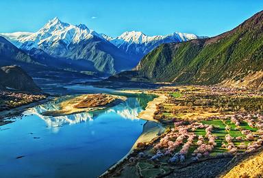 川藏 珠峰 青藏大环线9天 13天 18天(9日行程)