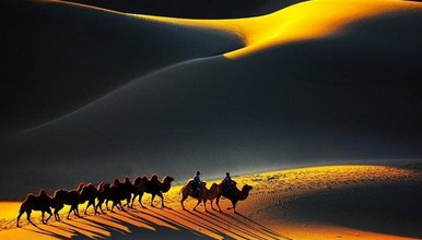 寻梦西北  大漠风情之旅 重走丝绸之路 探秘河西走廊(9日行程)