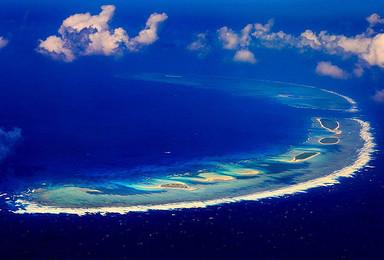 西沙群岛 渔猎 自由潜 海钓 跳岛 浮潜(7日行程)