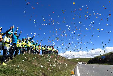炎热的夏季带上孩子来骑行青海湖(6日行程)