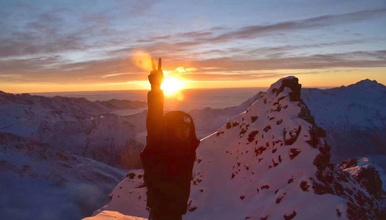 踏寻雪山梦全年计划四姑娘山大峰攀登让我们为您的雪山梦保驾护航(3日行程)