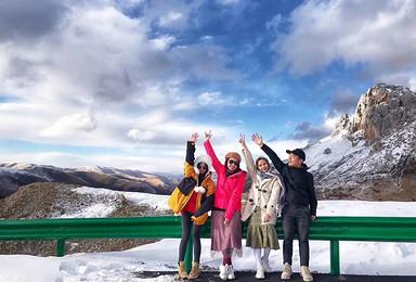 雪城高原 川藏线 川进青出 拼车自由行 每天发团(10日行程)