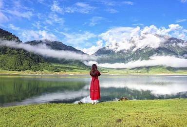 情迷孟获城   冶勒湖 自然风光 休闲摄影之旅(2日行程)