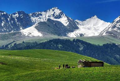 大美新疆自助游 一切您来定 快快来约吧(6日行程)