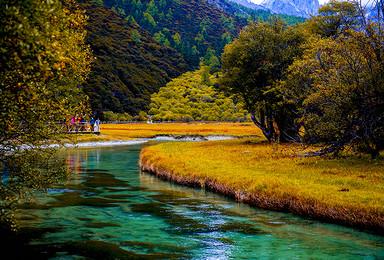 净土地带最美藏寨,视觉亚丁行摄川西(8日行程)