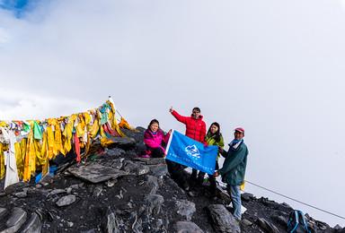 四姑娘山二峰攀登计划—人生第一座5000米级雪山(5日行程)