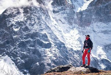徒步线路 | 希夏邦马180°环绕,全方位观赏雪山(10日行程)