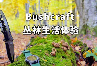 Bushcraft丛林原始体验  探访湖北首个国家级景观村落(3日行程)