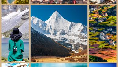 秘境川西 徒步穿越 雪山攀登 休闲摄影 一人起订(1日行程)