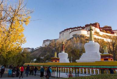 西藏圆梦 拉萨 林芝 日喀则 文成公主 藏地经典一览无余(9日行程)
