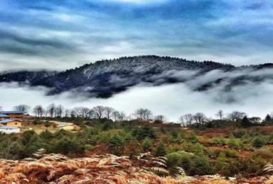 玩美端午 輕戶外 去神仙居住的地方—若丁山(2日行程)