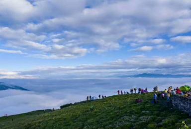 玩美周末 九頂山露營看星空 觀日出云海(2日行程)