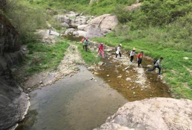 休闲穿越 野狼谷|深入峡谷腹地 体验原生态的清幽与秀丽(1日行程)