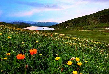 [喀纳斯小环]新疆 禾木 小黑湖 喀纳斯 白哈巴轻装徒步(8日行程)