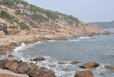 惠东狮子岛海岸线穿越,拾海星、贝壳,欣赏壮美的海景(1日行程)