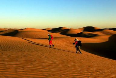 重返达里雅布依—塔克拉玛干沙漠腹地轻装徒步穿越(9日行程)