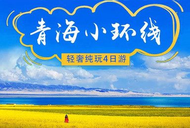 19年青海环线 门源-祁连山-青海湖-茶卡盐湖(4日行程)